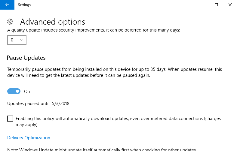 How To Fix Error (0X80240FFF) on Windows 10
