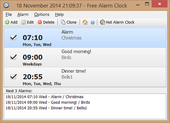 free download digital clock for desktop windows 8