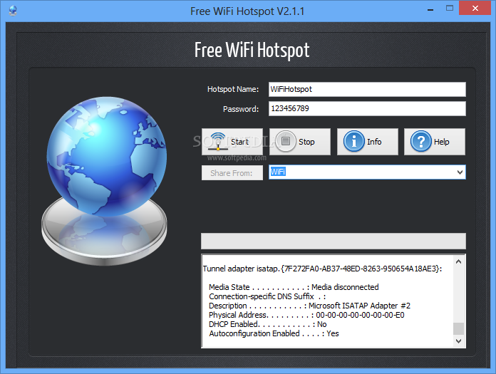 5 Apps To Share Your PC Internet via WIFI