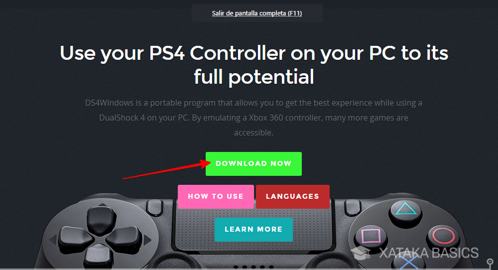 how to link ps4 controller to pc windows 10