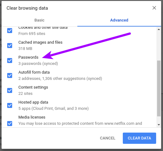 How To Clear Stored Passwords in Chrome, Firefox, Edge & IE