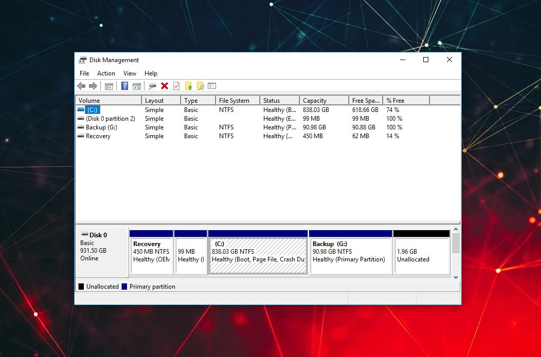 How to Resize Partition in Windows 10 | Change Partition Size