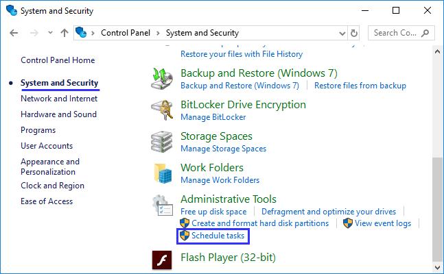 How to Open & Use Task Scheduler in Windows 10 | WindowsHelper