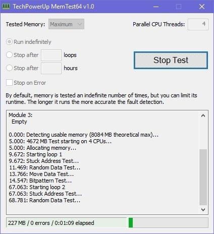 8 Best RAM Test Tools for Windows & Mac | WindowsHelper