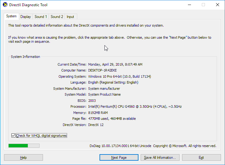 directx software download for windows 10