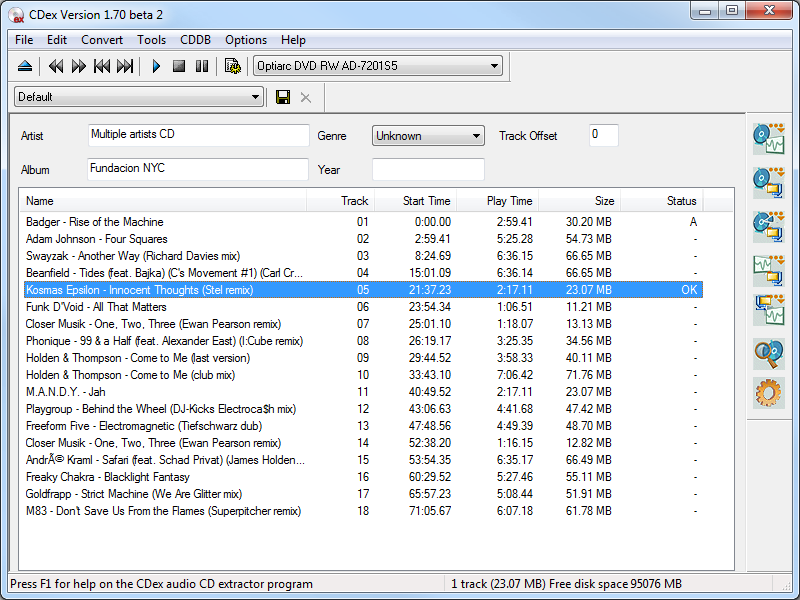 11 Free CD Ripping Software to Rip CD to FLAC & MP3 | WHelper