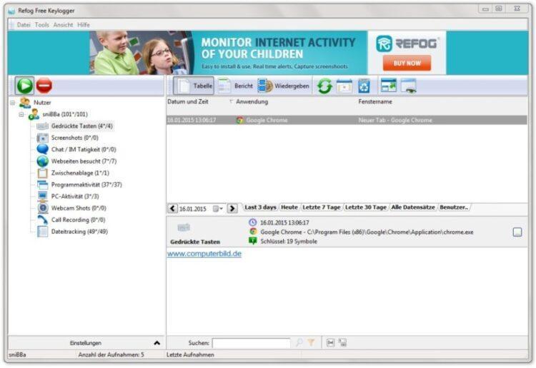 9 Best Keylogger Software for Windows & Mac   WindowsHelper