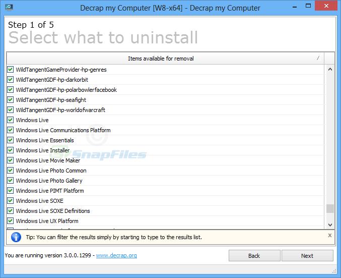 7 Bloatware Remover Software to Delete Bloatware & Crapware – WH