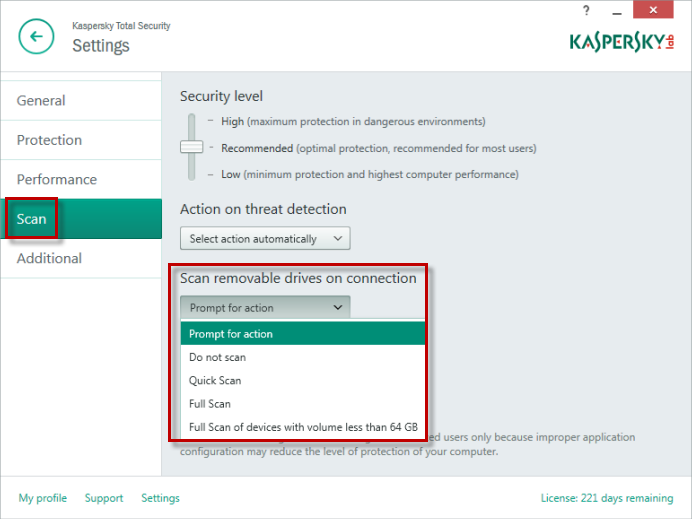 Kaspersky 2019 Antivirus Offline Installer [Direct Download