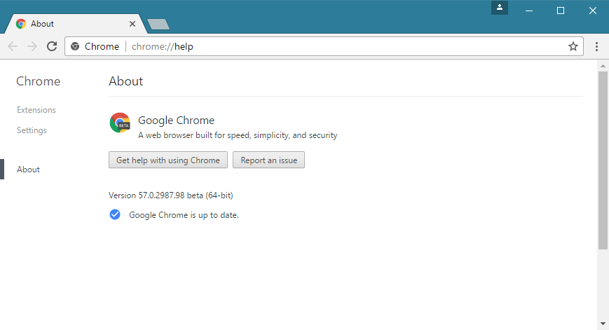 chrome version 40 offline installer