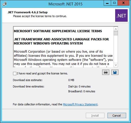 net framework 4.5 1 offline installer windows xp