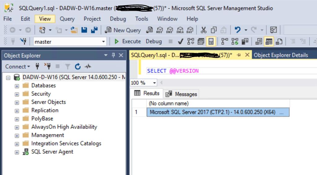 Microsoft SQL Server 2017, 2016, 2014, 2012, 2008 [Download
