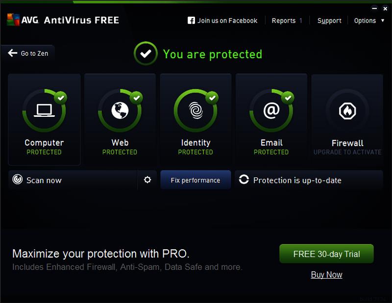avg free for windows 10 offline installer