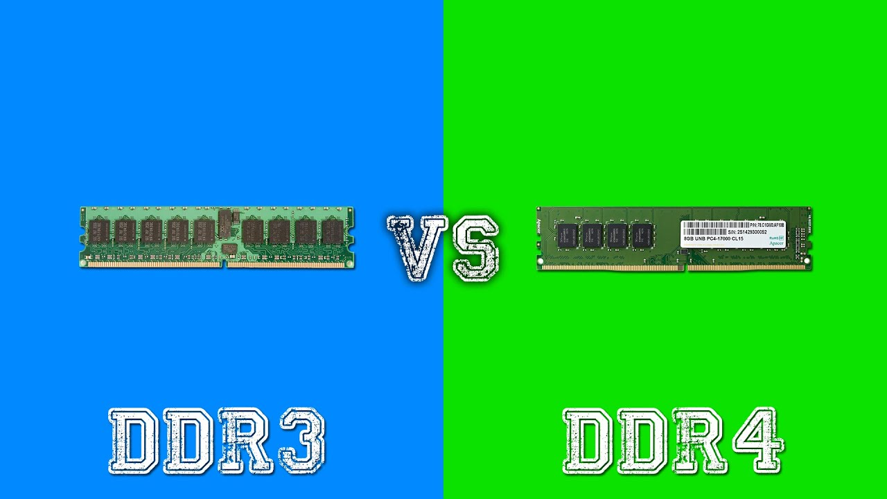 Diffenrece Between DDR3 vs DDR4 – Features / Performance / Price
